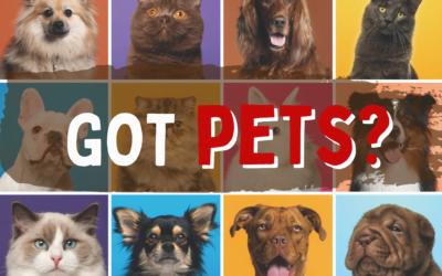 Got Pets?